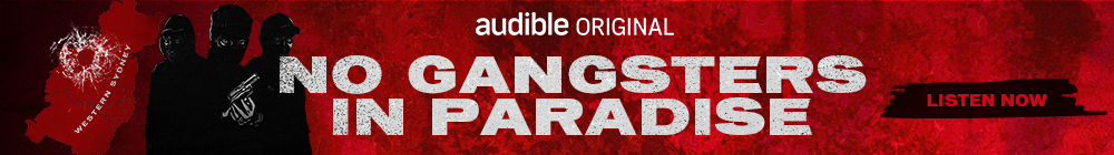 No Gangsters in Paradise, an Audible Original Podcast by Mahmood Fazal. Listen now.