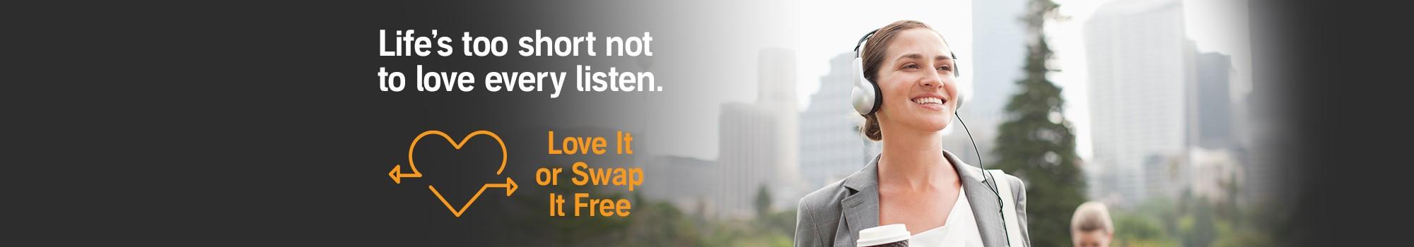 Love It or Swap It Free