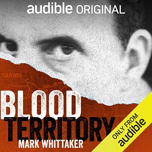 Audible Original Podcast Blood Territory