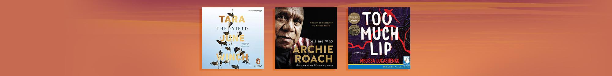 16 Best Audiobooks by Aboriginal Authors