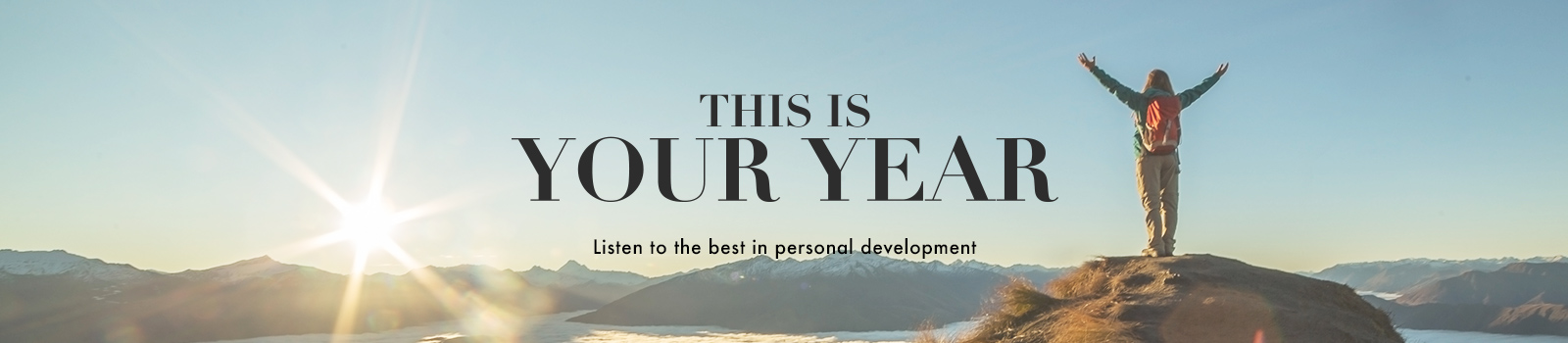 Listen to the best in health and personal development audiobooks
