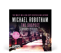 The Suspect by Michael Robotham