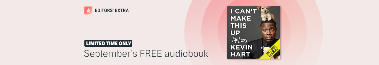 A free monthly listen our members love, chosen by our editors. Audible Editors' Extra