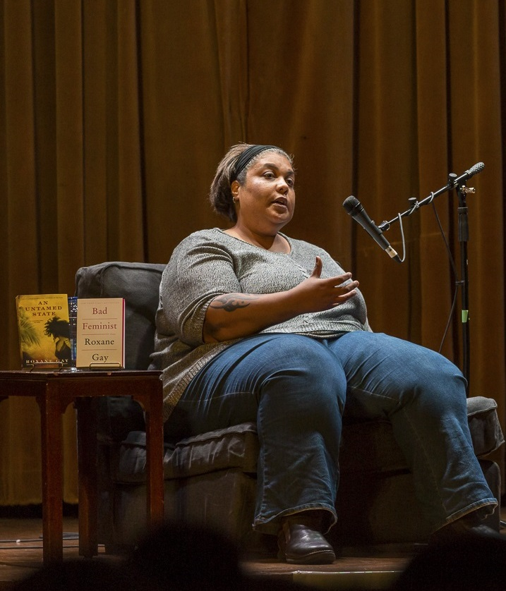 Roxane Gay wins PEN Freedom to Write award