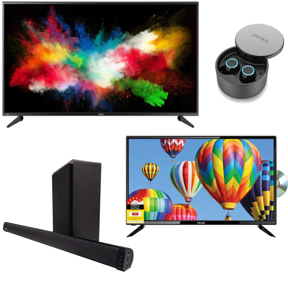 Save on Teac TVs, Audio and Accessories.  Discount applied in prices displayed.