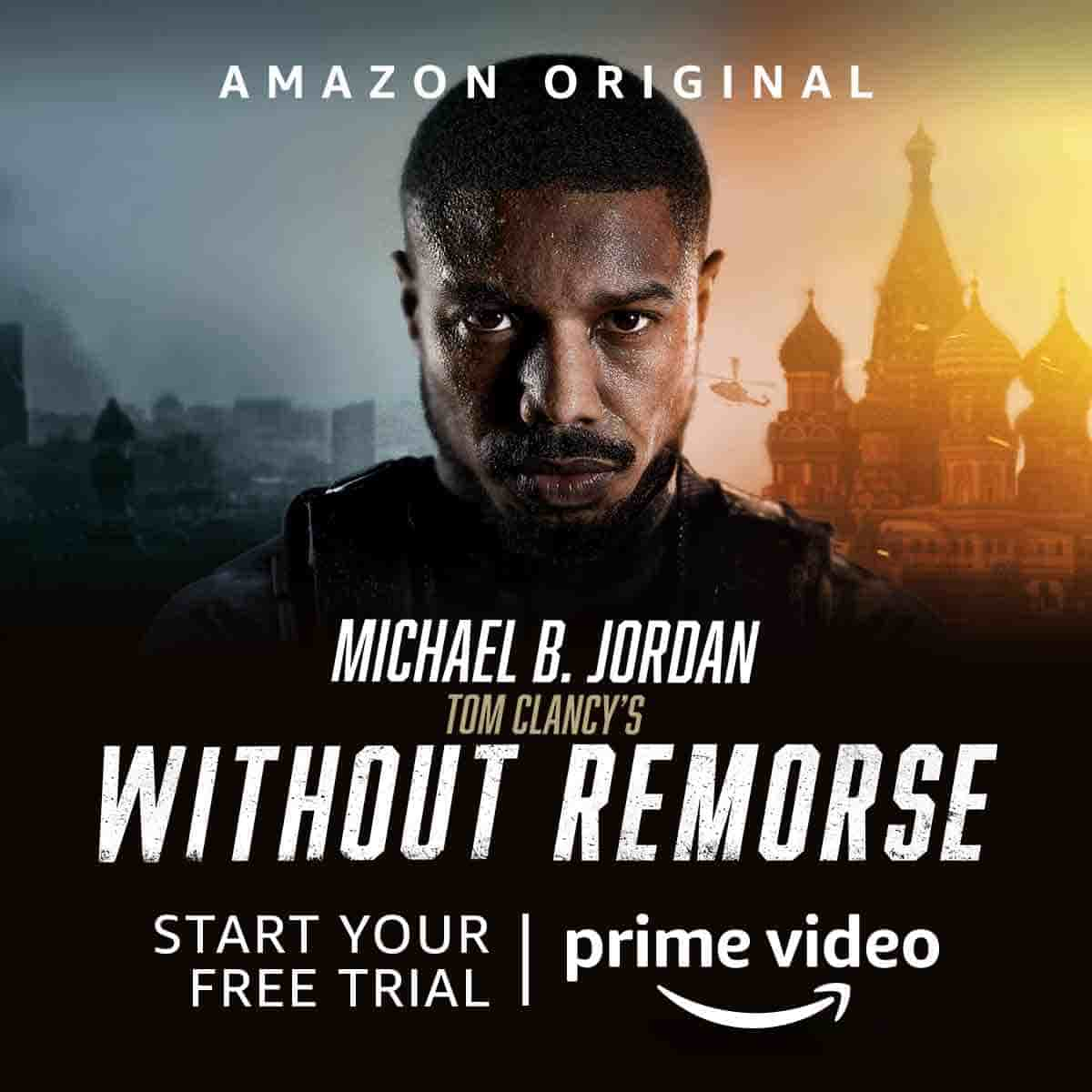 Amazon Original: Without Remorse launch