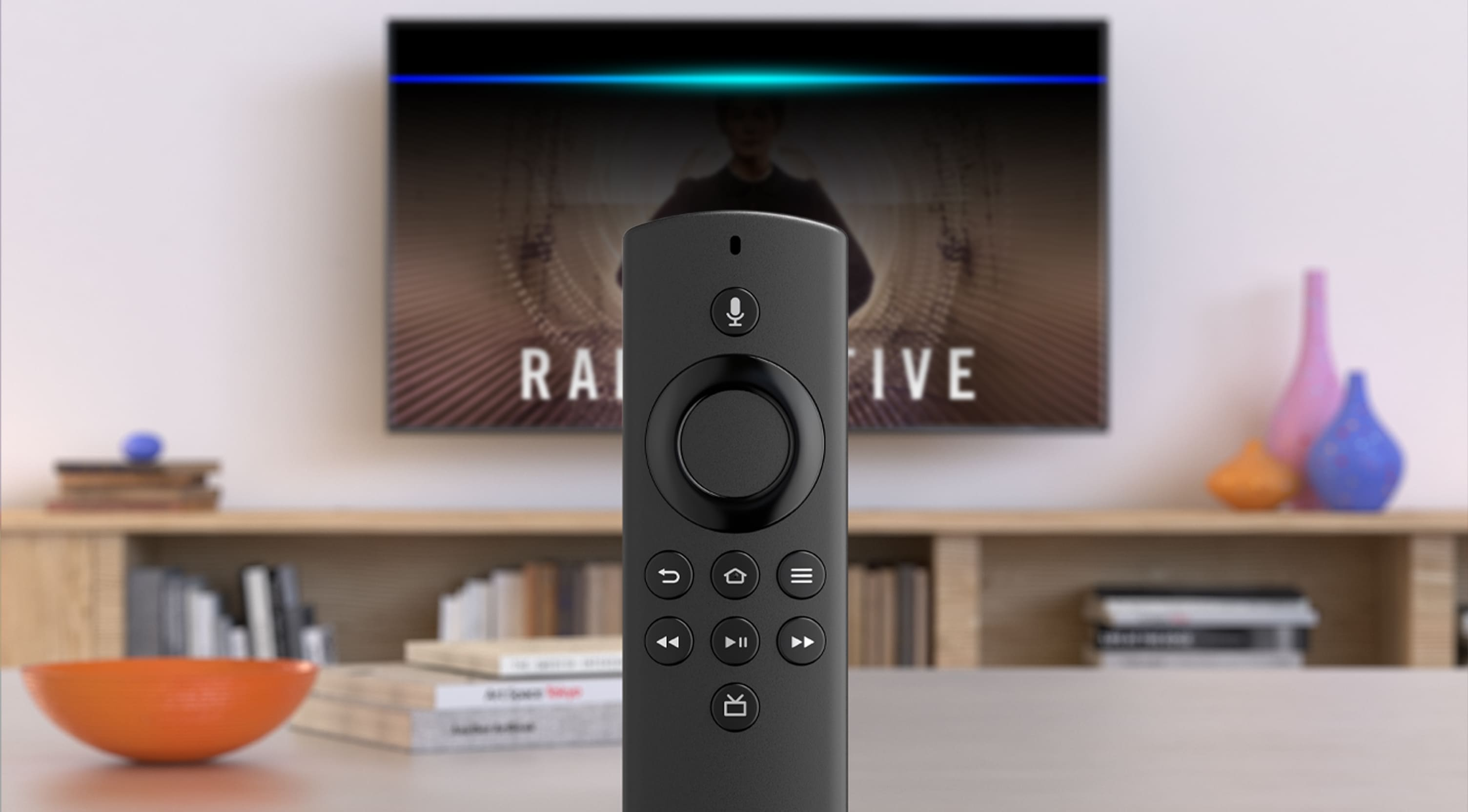 Alexa Voice Remote Lite