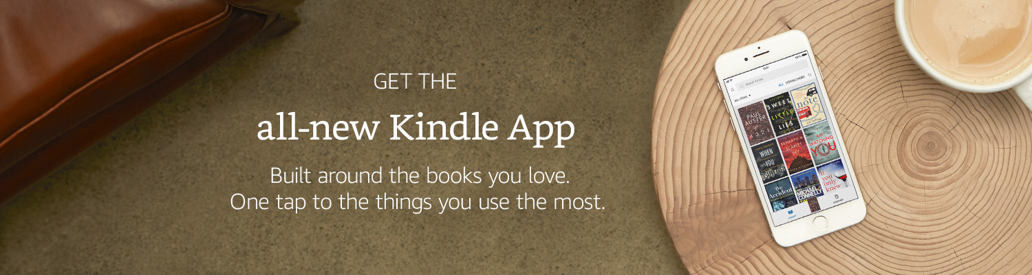 No kindle? No problem. Get the free kindle app.