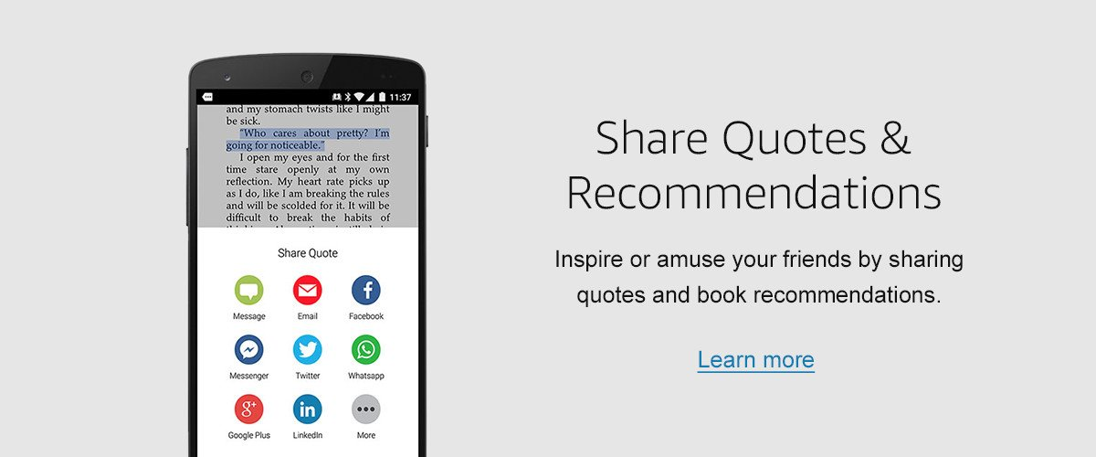 share quotes and recommendation