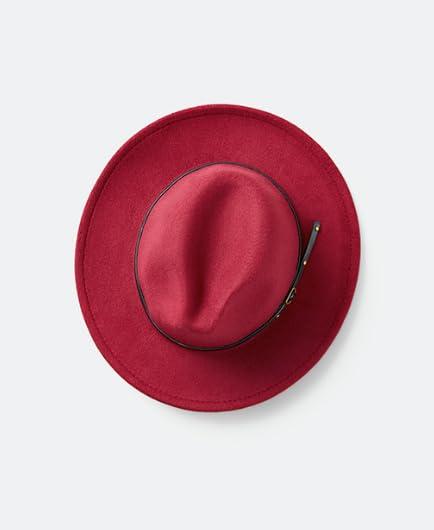 The stylish hat
