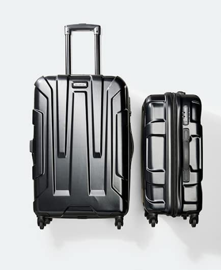 The smart suitcase