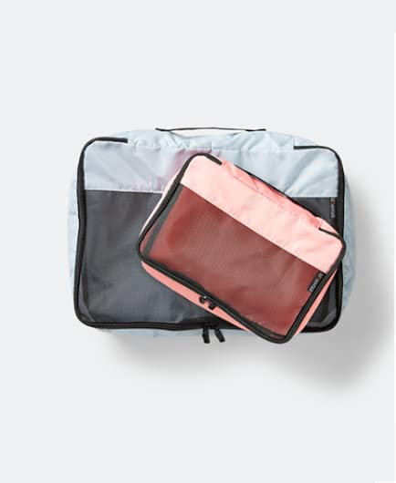 The essential packing cubes