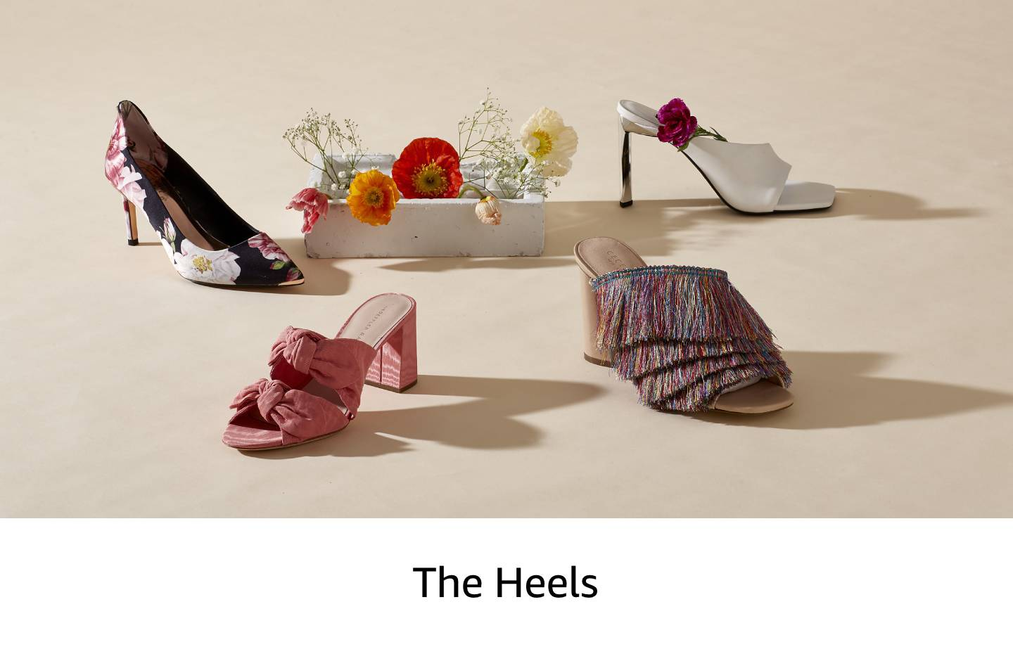 Women's occasion shoes and party heels