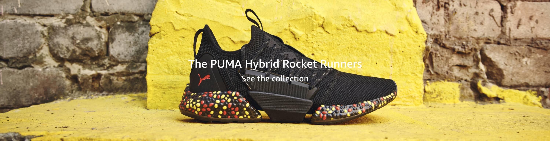 Puma Hybrid Rocket Runners