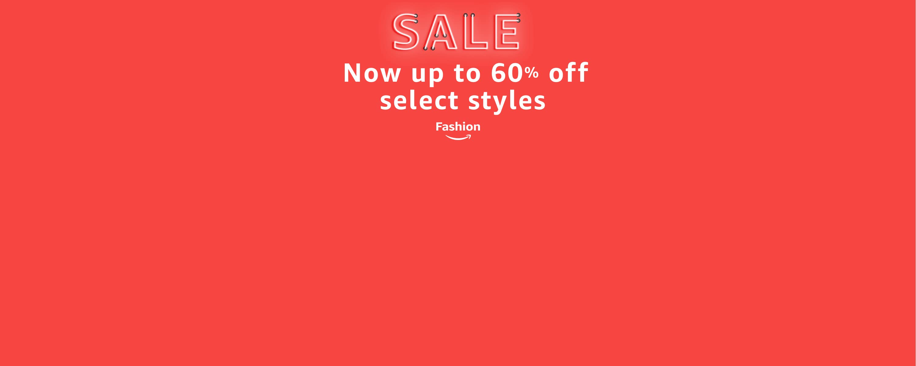 Shop the fashion sale