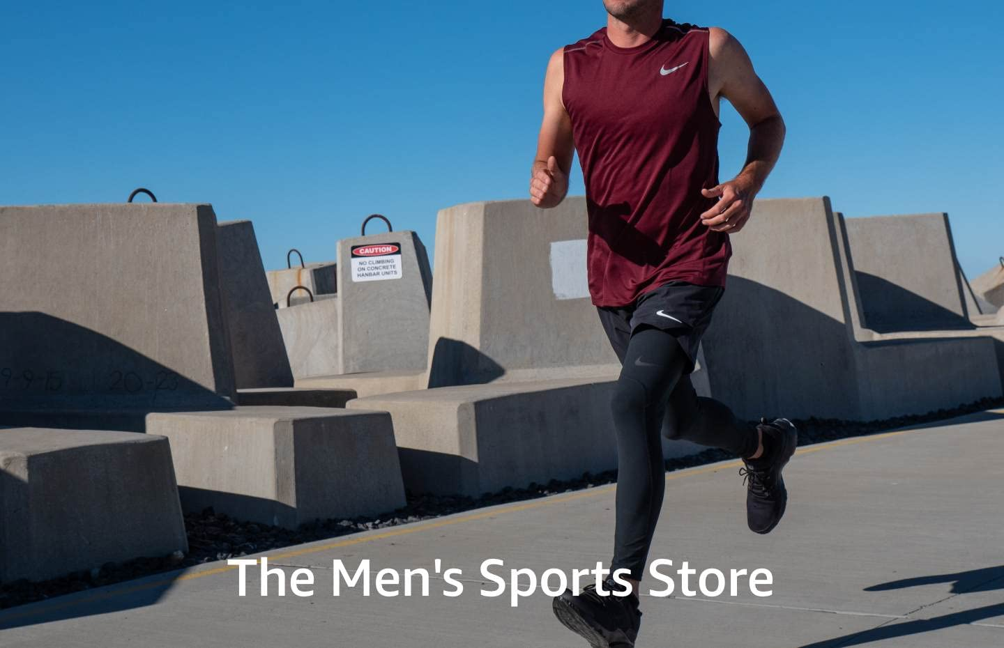 Shop the men's sports store