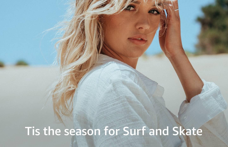 Shop surf & skate