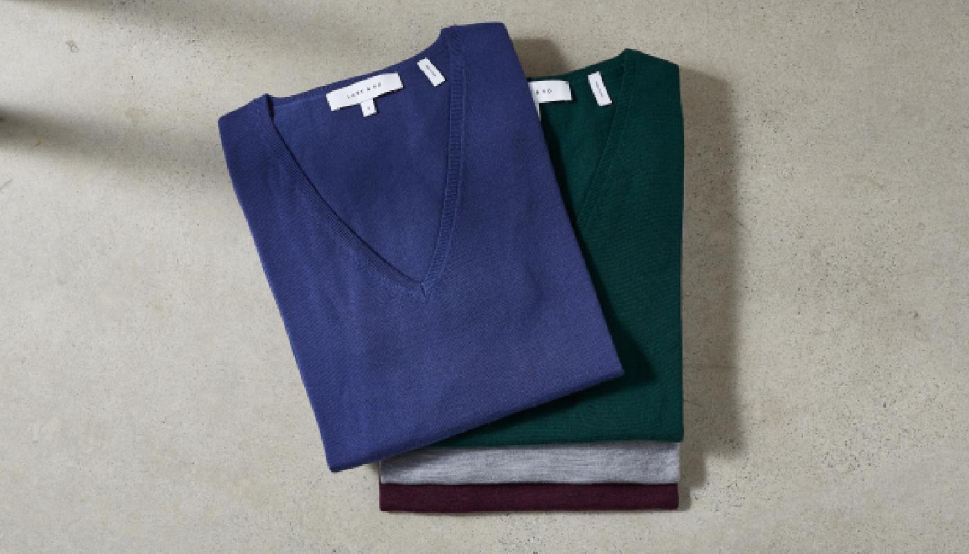 Lark & Ro knits