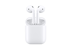 Apple AirPods met oplaadcase (2e generatie)