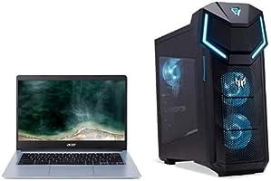 Tot 25% korting op geselecteerde Acer laptops en desktops