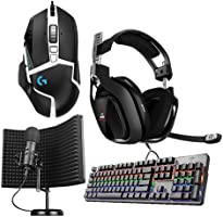 Gaming accessoires from Logitech, Trust, Razer, Cooler Master and SteelSeries