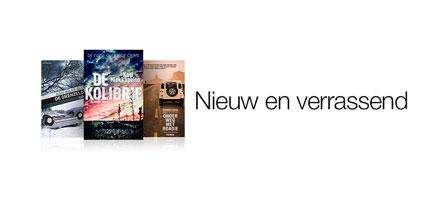 Nieuwe en verrassende Nederlandse ebooks