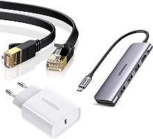 Diverse kabels, adapters en opladers verkocht door UGREEN