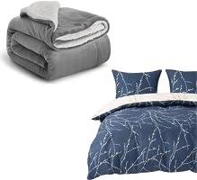 Bedsure beddengoed en dekens