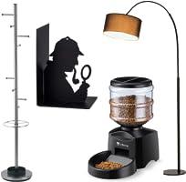 Diverse producten voor thuis: inrichten, vrije tijd, schoonmaken, huisdieren