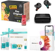 Diverse elektronische, huishoudelijke en verzorgende producten van Amazon Launchpad verkopers