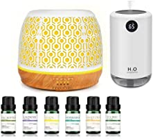 Save on humidifiers and essential oils