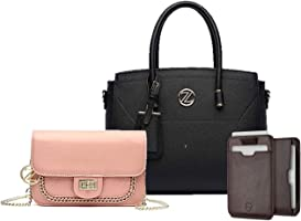 Save on bags and accessories for him and her