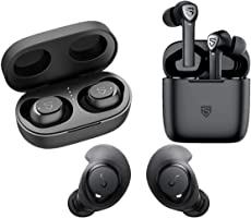 Save on Soundpeats and Anker bluetooth earphones