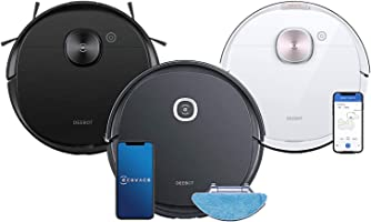 Save on Ecovacs robotic vacuum cleaners
