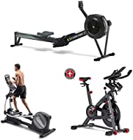 Save up to 70% on Elliptical, Exercise Bike and Rowing Machine