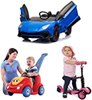 Up to 60% off Scooter, Ride on & Outdoor play