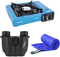 Save up to 30% off camping essentials