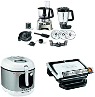 Tefal and Moulinex Food Preparation Appliances and Cookware