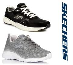 Seçili Skechers spor ayakkabı ve sandaletlerinde %50'ye varan indirim