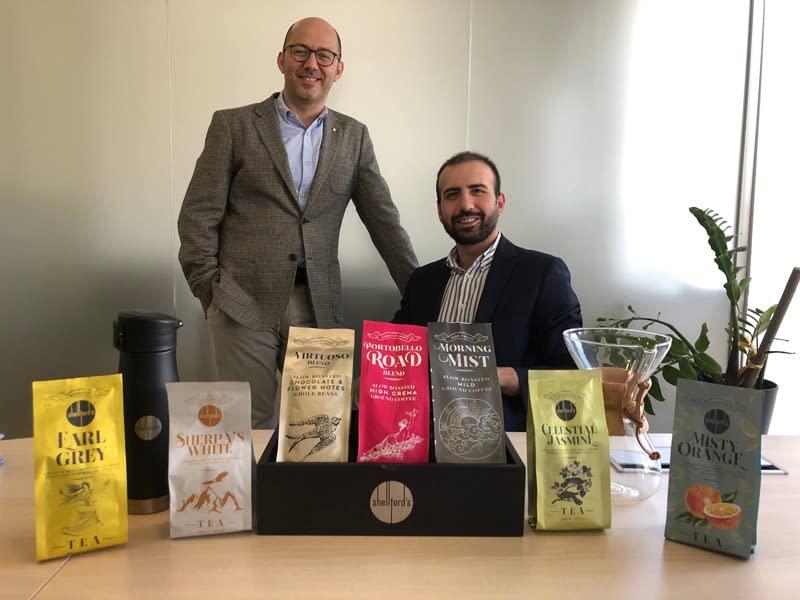 Ahmet Kubilay Sarıkaya & Serdar Doğan - Shellford's