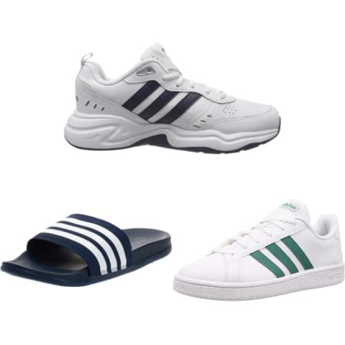 %50'ye varan indirimlerle adidas erkek ayakkabıları ve terlikleri