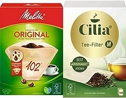 Melitta çay ve kahve filtrelerinde %40'a varan indirim