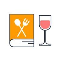Kokböcker, mat & vin