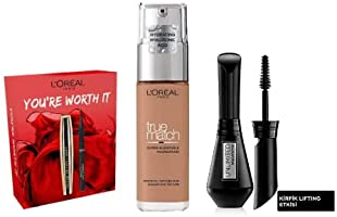 Urval från L'Oréal Paris smink