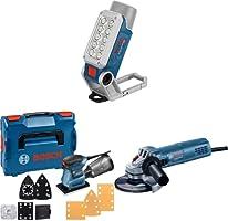 Urval från Bosch Professional Handverktyg & elverktyg