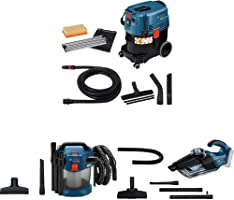 Urval från Bosch Professional Dammsugare & dammsamlare tillbehör