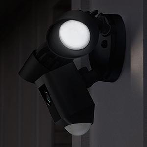 Starka LED-strålkastare