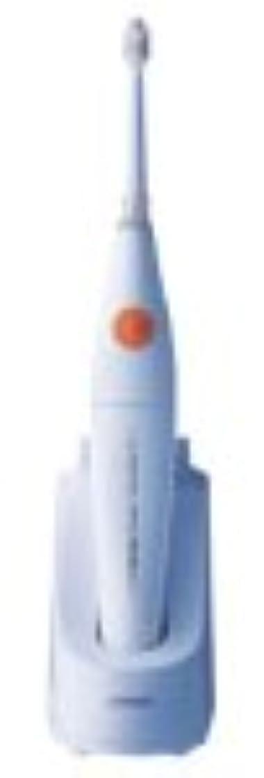 童謡知事材料OMRON シュシュ マイクロビブラート 音波式電動歯ブラシ HT-B400