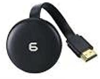Chromecast Ultra, 6e generatie HD 1080P Media Streamer Digital HDMI Video TV Stick Wireless Display Receiver