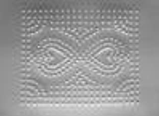 Cold Rolled Steel Hearts Pattern Pie Safe Tin Panel - 10
